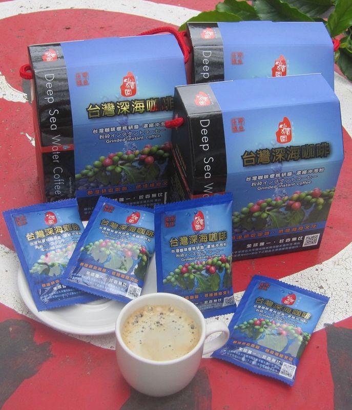 (微甜)咖啡櫻桃研磨.濃縮沖泡粉(果粉半即溶)15入/盒